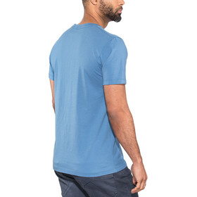Fjällräven Trekking Equipment T-Shirt Herren blue ridge